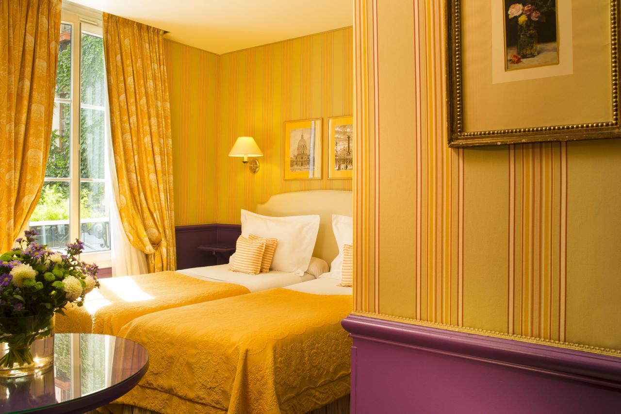 Hotel du Champ de Mars - Chambre