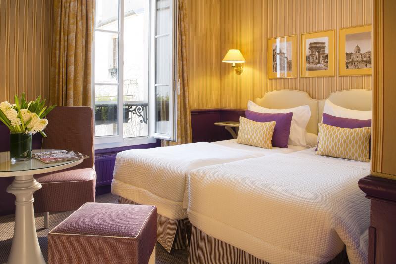 Hotel du Champ de Mars - Chambre Deux lits jumeaux