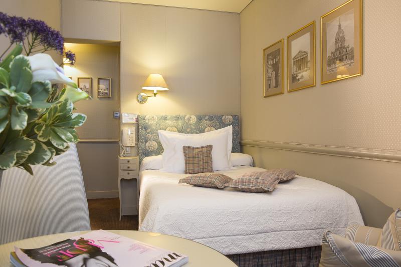 Hotel du Champ de Mars - Chambre Individuelle