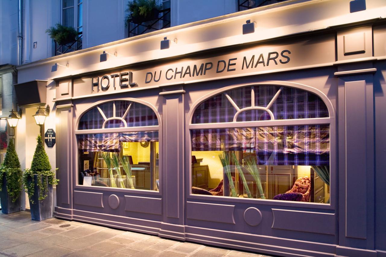 Hotel du Champ de Mars - Hôtel