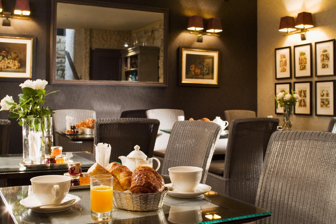Hotel du Champ de Mars - Breakfast