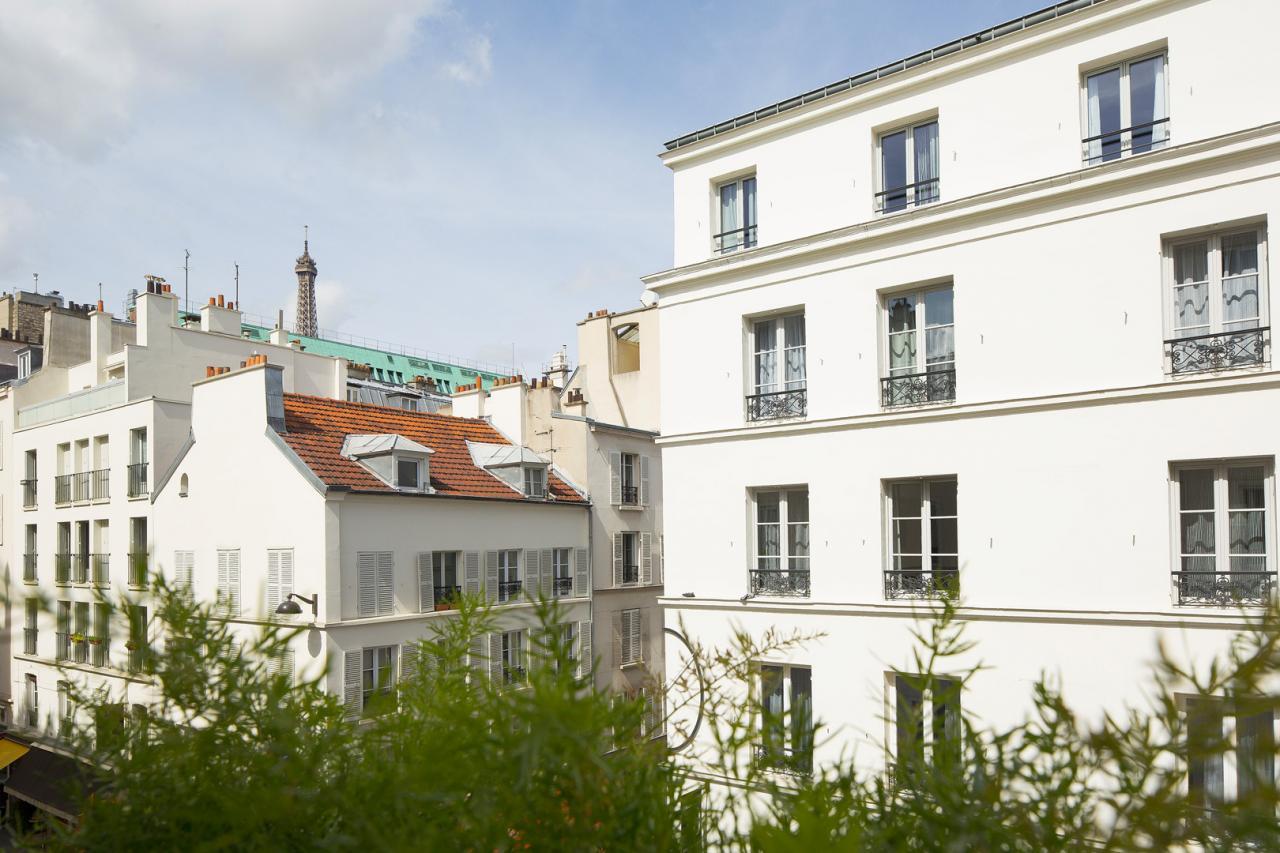 Hotel du Champ de Mars - Hotel's view - Eiffel Tower